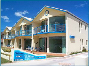Merimbula's  Cetacea Luxury Apartments