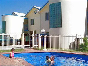 Cetacea Luxury Apartments Solar Heated Swimming Pool